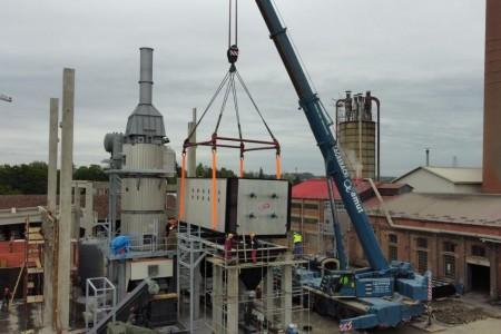 Novoselac thermal power plant